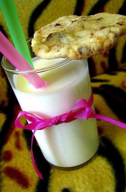 Ciasteczka z Karmelizowanym Bekonem i Kawałkami Czekolady