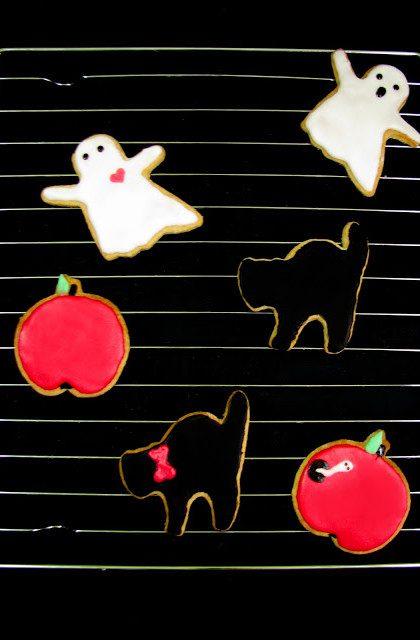 Imbirowo – Cynamonowe Ciasteczka na Halloween
