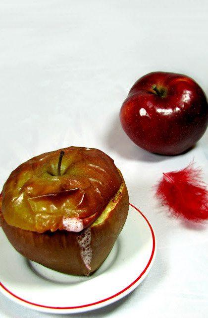 Pieczone Jabłka Piernikowe