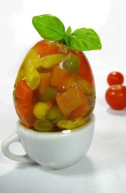 Wielkanocne Jajka z Galaretki – Dania Wielkanocne