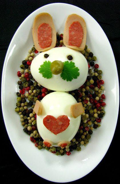 Zajączek z Jajek – Dania Wielkanocne
