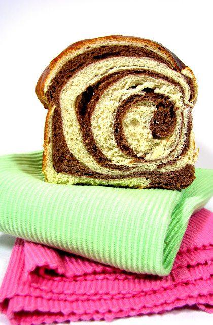 Zakręcony Pszenny Chleb