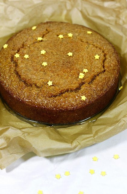 Ciasto z Kaszy Manny i Wiórków Kokosowych