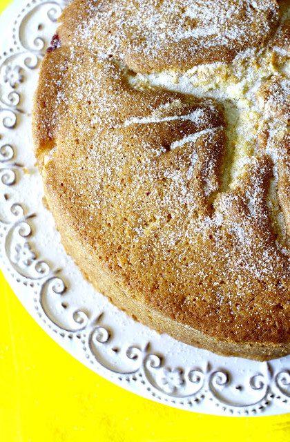 Ciasto Ucierane z Mandarynkami