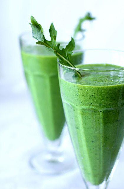 Zielony Koktajl z Rukoli