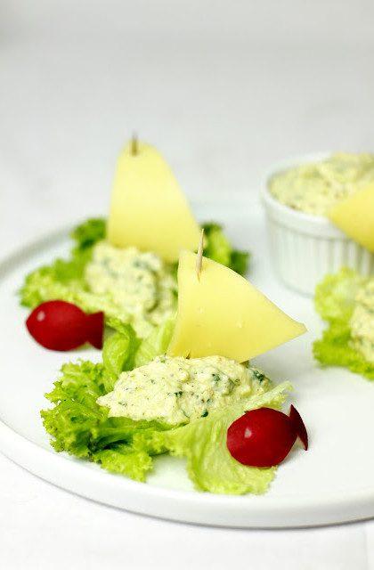 Pasta z Sera Żółtego