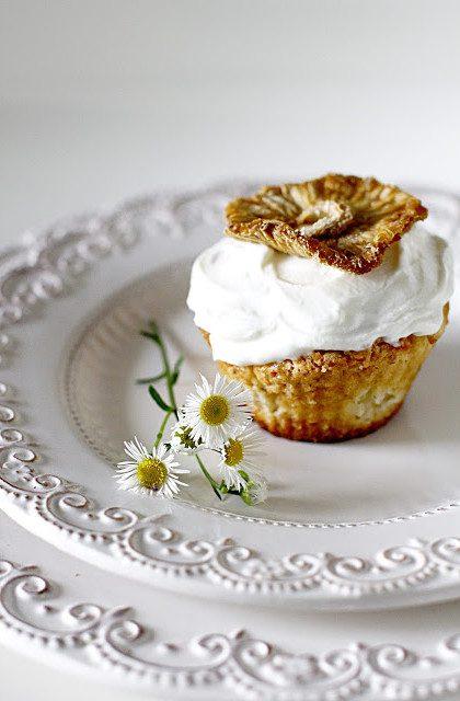Ananasowe Cupcakes