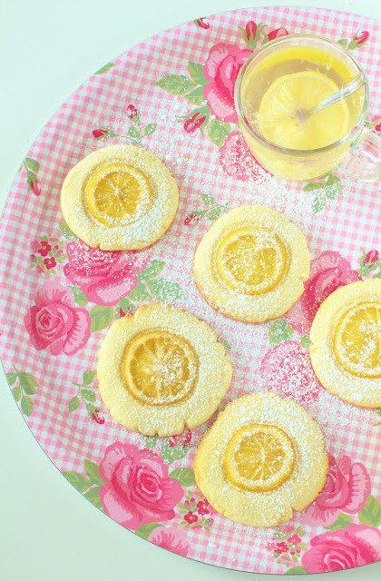 Ciasteczka z Cytryną