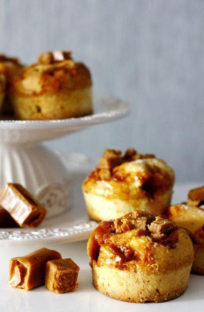 Muffiny z Krówkami