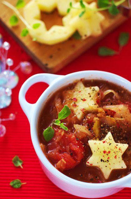 Kapuśniak z Pomidorami
