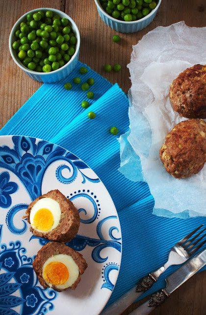 Jajka po Szkocku – Dania Wielkanocne