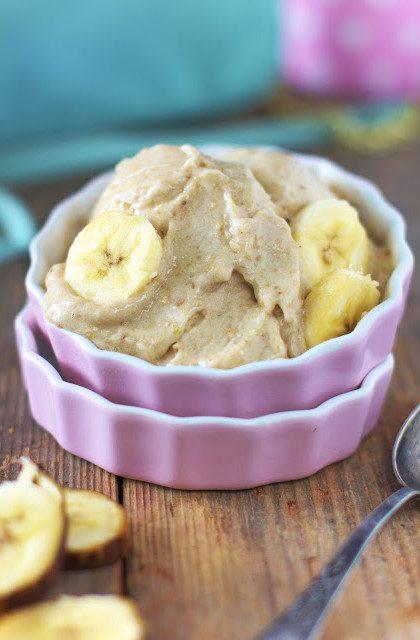 Lody Bananowe 1-składnikowe!