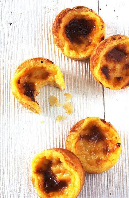 Pastel de Nata – Portugalskie Tartaletki Jajeczne