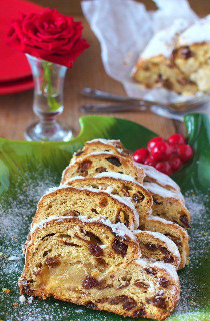 Stollen, czyli Bożonarodzeniowe Ciasto Niemieckie