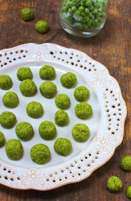 Ciasteczka z Zielonego Groszku