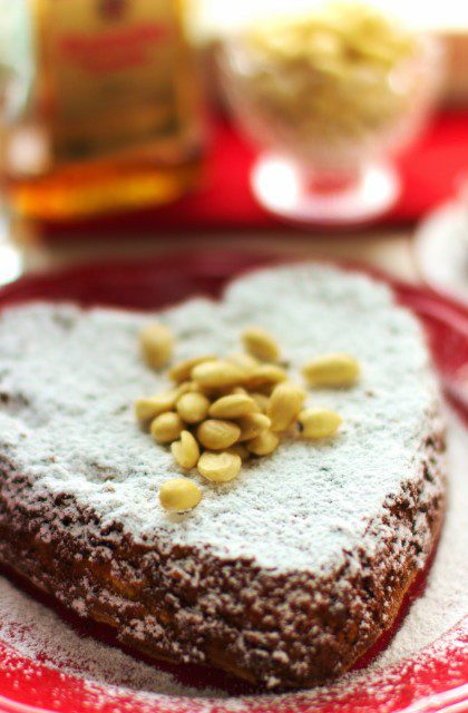 Ciasto Migdałowe bez Mąki
