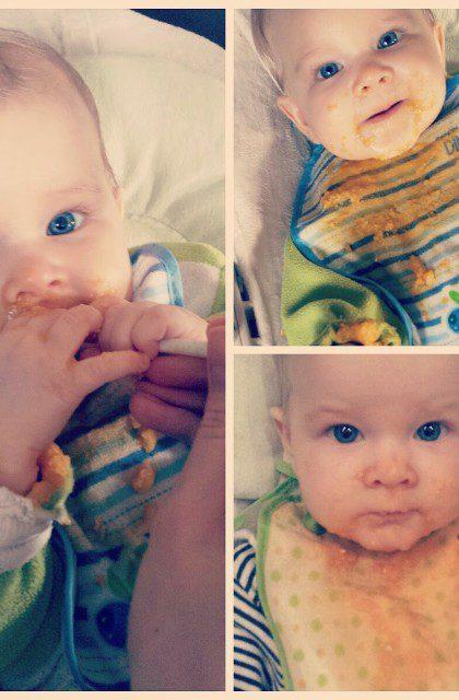 Przepisy dla Dzieci – Rozszerzanie Diety