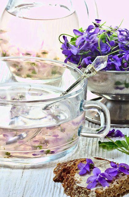 Herbata Fiołkowa
