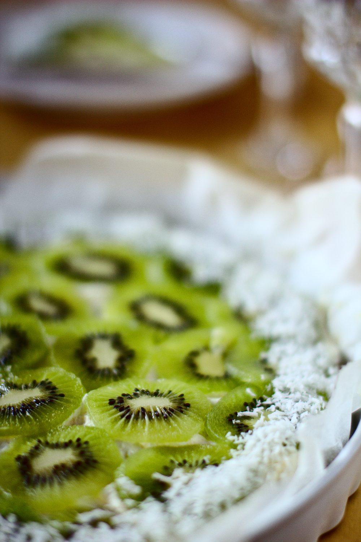 Tarta z Kiwi i Mascarpone-2