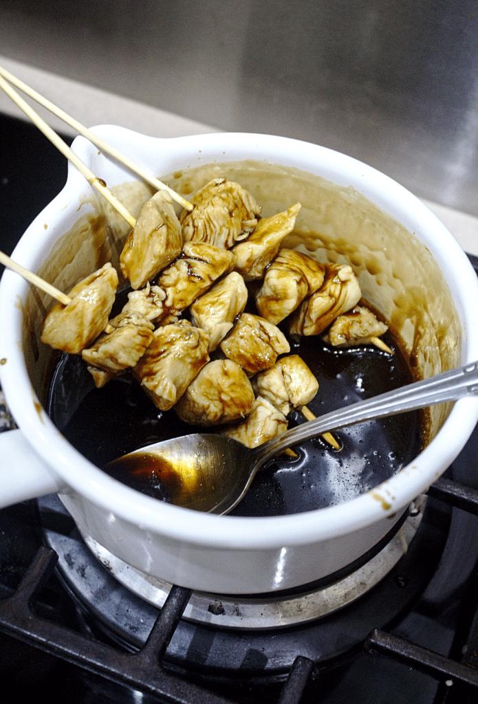 Yakitori, Japońskie Szaszłyki z Kurczaka