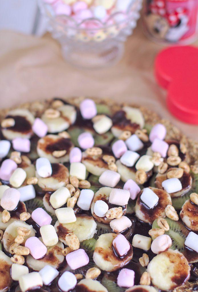 Pizza Śniadaniowa na Słodko