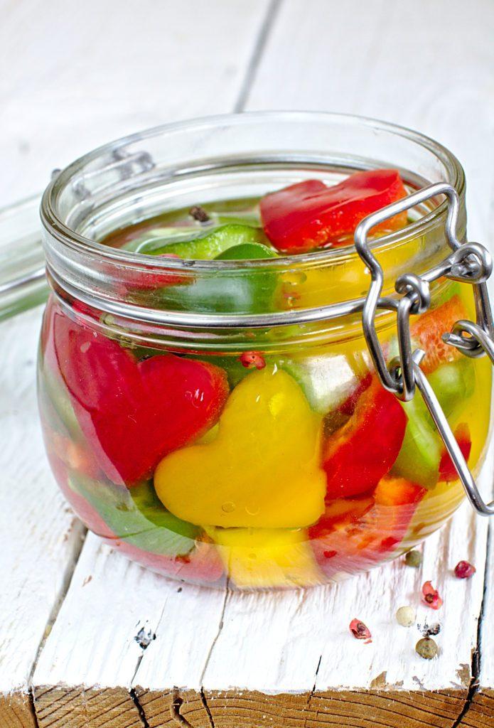 Pikle, Marynowane Warzywa