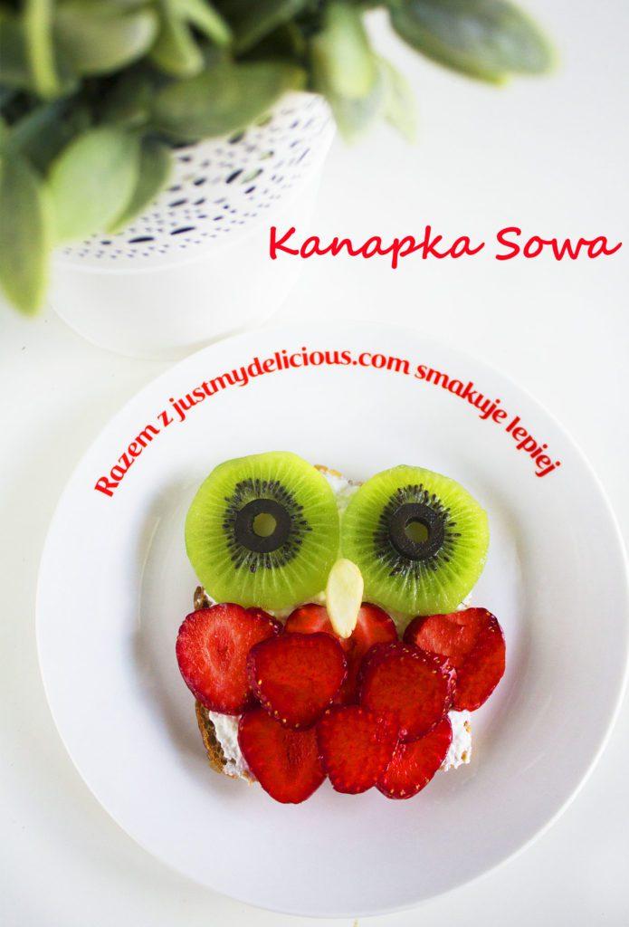 Kanapka Sowa