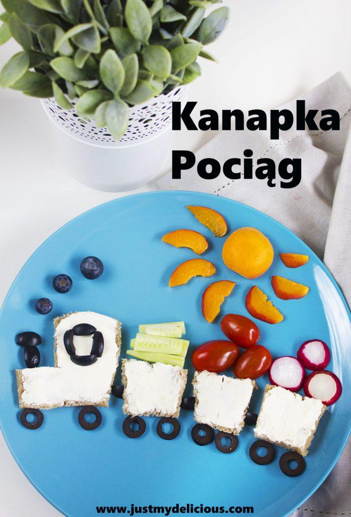 Kanapka Pociąg