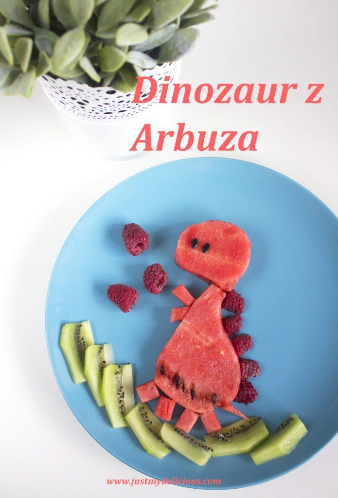 Dinozaur z Arbuza dla Dzieci