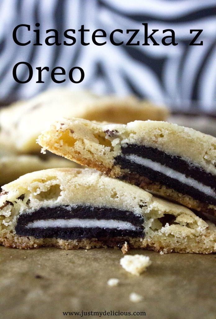 Ciasteczka z Oreo