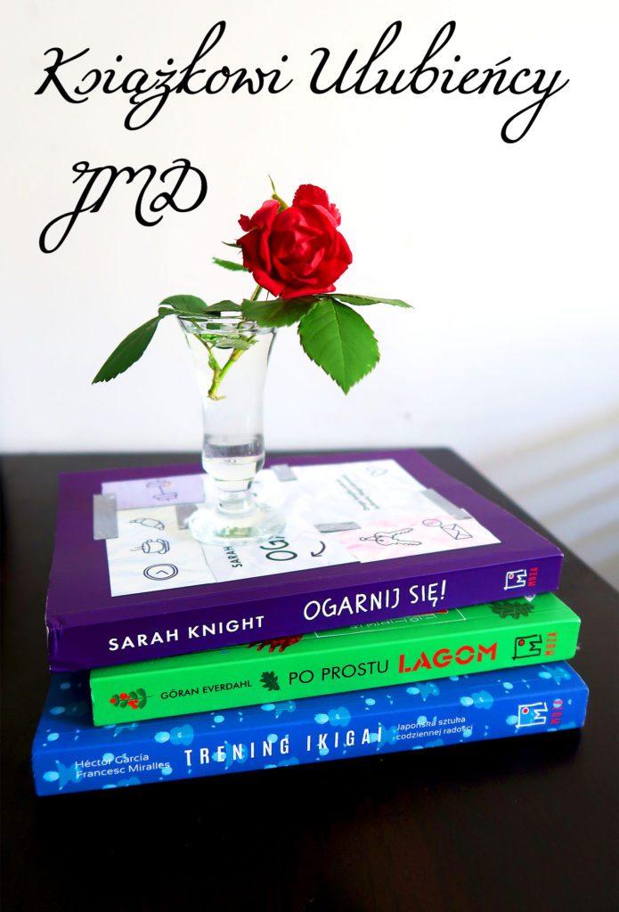 Książkowi Ulubieńcy Miesiąca
