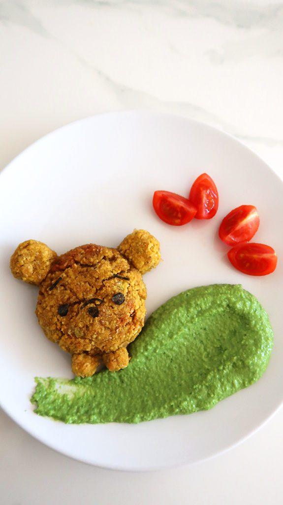Falafel dla Dzieci Kubuś Puchatek